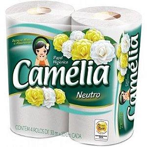 PAPEL HIGIENICO CAMELIA (PCT C/4)