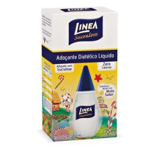 ADOCANTE LIQUIDO LINEA SUCRALOSE 75 ml