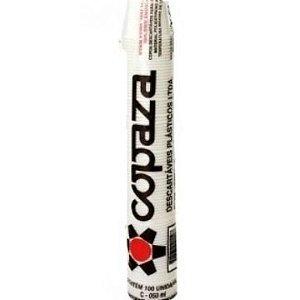 COPO 50 ML COPAZA BRANCO (PCT 100)