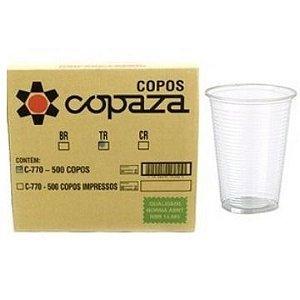 COPO 770 ML COPAZA TRANSPARENTE (10x50)