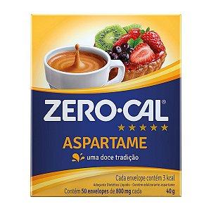 ADOCANTE ZERO CAL PO ASPARTAME (C/ 50)