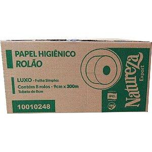 PAPEL HIG ROLAO LUXO (8X250) LELI