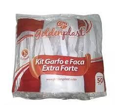 KIT GARFO / FACA SEM GUARDANAPO C/400
