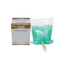 SABONETE REFIL ERVA DOCE 800 ML GOLD AUDAX