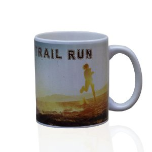 Caneca Ladeiras - Trail Run Girl