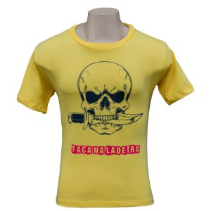 Camiseta Faca na Ladeira - Passeio