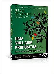 Uma Vida com Propósitos | Rick Warren | Ed. Vida