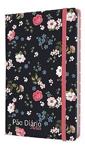 Caderno de Anotações | Preta Flor | Publicações Pão Diário