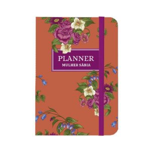 Planner Feminino | Mulher sábia | Luz e Vida