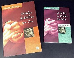 Combo Stormie Omartian | O Poder da Mulher que Ora+Livro de Orações