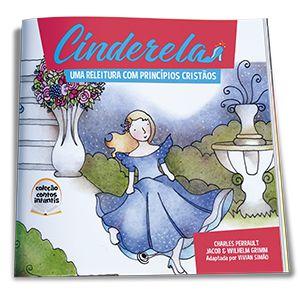 Coleção Contos Infantis | Cinderela | Releitura