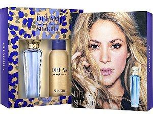 Kit Shakira Dream 80ml + Desodorante Spray 150ml