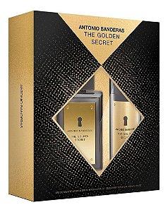 Kit The Golden Secret 100ml + Desodorante Spray 150ml