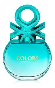 Benetton Colors Woman Blue - Eau de Toilette - Feminino - 80ml