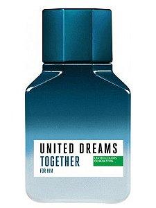 Benetton United Dreams Together - Eau de Toilette - Masculino - 100ml