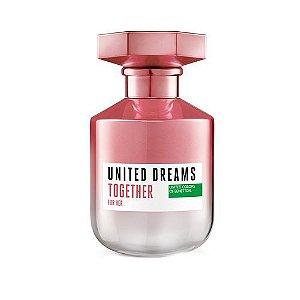 Benetton United Dreams Together - Eau de Toilette - Feminino - 80ml