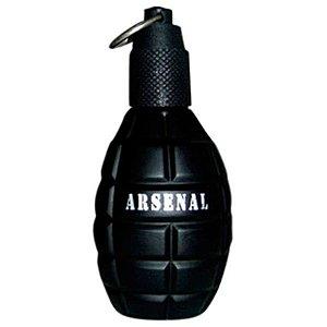 Arsenal Black - Eau De Parfum - Masculino - 100ml