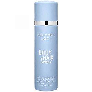 Light Blue Body & Hair Spray - Feminino - 100ml