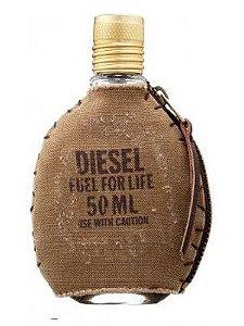 Diesel Fuel For Life - Eau de Toilette - Masculino - 50ml