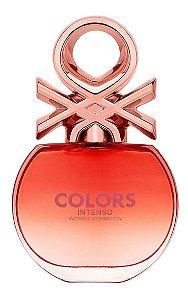 Colors Woman Rose Intenso - Eau De Parfum - Feminino - 80ml