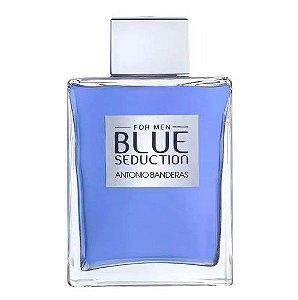 Blue Seduction For Men - Eau de Toilette - Masculino - 200ml