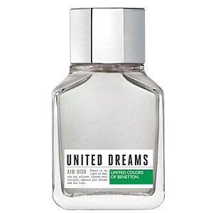 Benetton United Dreams Aim High - Eau de Toillette - Masculino - 100ml