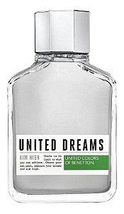 Benetton United Dreams Aim High - Eau de Toillette - Masculino - 200ml