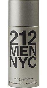 Desodorante - 212 Men - Masculino - 150ml