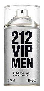 212 Vip Men - Body Spray - Masculino - 250ml