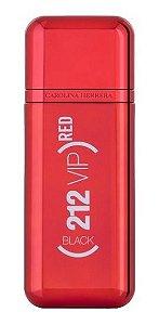 212 Vip Black Red - Eau de Parfum - Masculino - 100ml