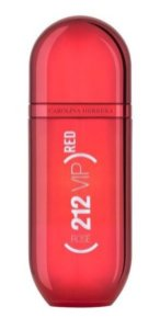 212 Vip Rosé Red - Eau de Parfum - Feminino - 80ml