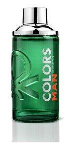 Benetton Colors Man Green - Eau de Toilette - Masculino - 200ml