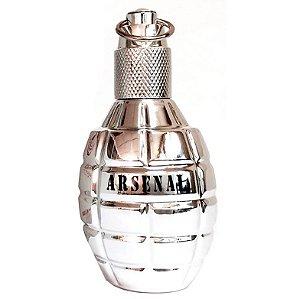 Arsenal Platinum - Eau de Parfum - Masculino - 100ml