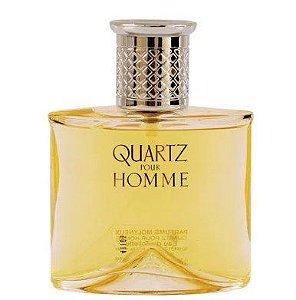 Quartz Pour Homme - Eau de Toilette - Masculino - 100ml