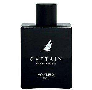 Captain - Eau de Parfum - Masculino - 100ml
