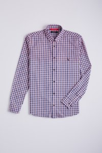 CAMISA ML PLAID VER20 RESERVA