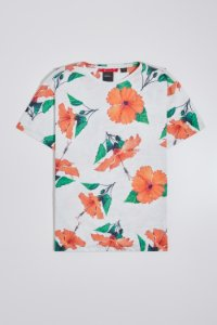 CAMISETA FULLPRINT HIBISCO COLOR RESERVA