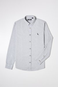 CAMISA REGULAR PF ML CHAMBRAY RESERVA
