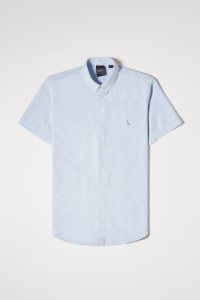 CAMISA PF MC OXFORD COLOR RESERVA