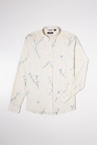 CAMISA ML ESTAMPADA SOFT RESERVA