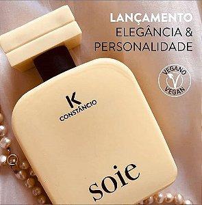 PERFUME FEMININO SOIE  KCONSTANCIO 100ml