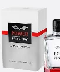 POWER OF SEDUCTION MASCULINO ANTONIO BANDEIRAS 100ML
