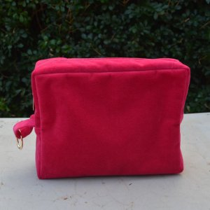 Necessaire Plush Pink - Grande