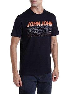 Camiseta John John RG Outlines Masculina
