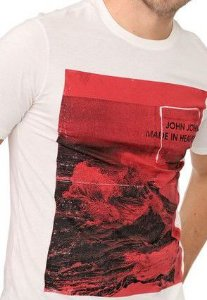Camiseta John John Red Sea