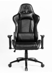 Cadeira Gamer Preta - Vo6 - 12x Sem Juros