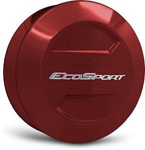 Capa de Estepe Ecosport - Vermelho Arpoador - Tiger