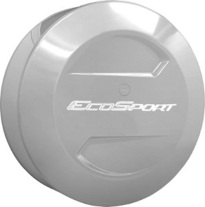 Capa de Estepe Ecosport - Prata Dublin - Tiger