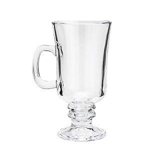 Conjunto 06 Taças Cappuccino Lyor 114ml