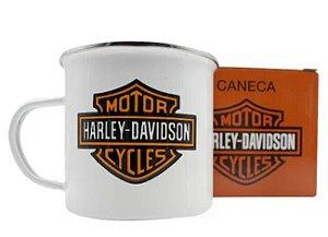 CANECA AGATA 500ML HARLEY DAVIDSON